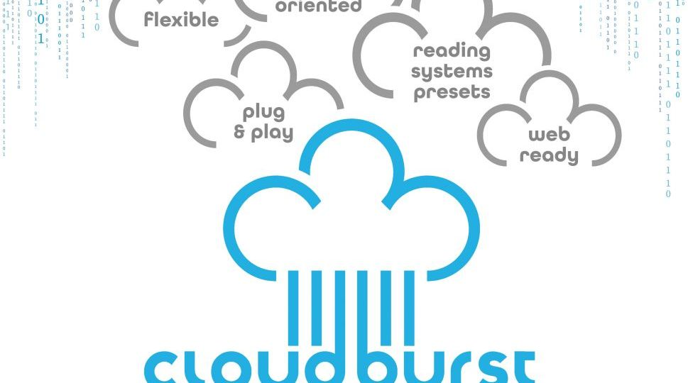 Cloudburst software