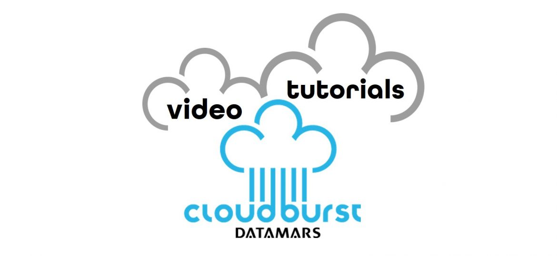 Cloudburst-video-tutorials
