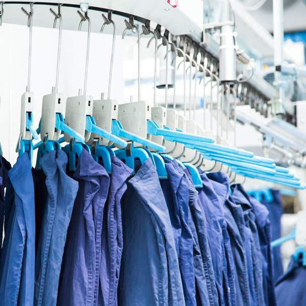 textile id industry