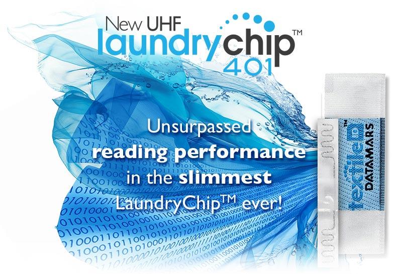 new uhf laundry chip 401 Textile Datamars